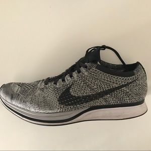 Other - Nike Flyknit Racer 'Oreo'